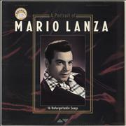 Click here for more info about 'Mario Lanza - A Portrait Of Mario Lanza'