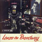 Click here for more info about 'Lanza On Broadway'