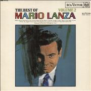 Click here for more info about 'Mario Lanza - The Best Of Mario Lanza Volume 2'
