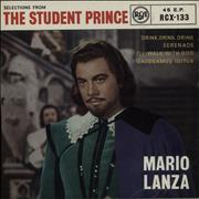 Click here for more info about 'Mario Lanza - The Student Prince'
