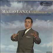 Click here for more info about 'Mario Lanza - You Do Something To Me'
