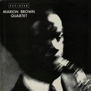 Click here for more info about 'Mario Brown Quartet'