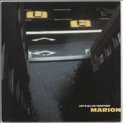 Click here for more info about 'Marion - Let's All Go Together - Yellow Vinyl + Numbered'