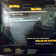 Click here for more info about 'Marion - Let's All Go Together'