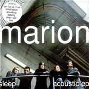 Click here for more info about 'Marion - Sleep - Both Parts'