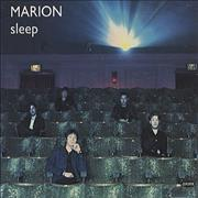 Click here for more info about 'Marion - Sleep'