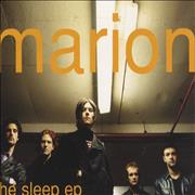 Click here for more info about 'Marion - The Sleep EP'