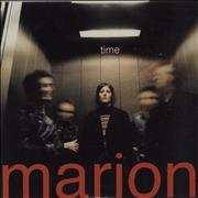 Click here for more info about 'Marion - Time'