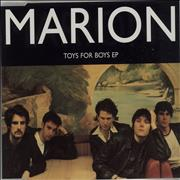 Click here for more info about 'Marion - Toys For Boys E.P.'