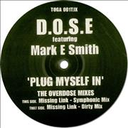 Click here for more info about 'Mark E Smith - Plug Myself In'