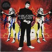 Click here for more info about 'Mark Joseph - Lady Lady - White Vinyl + Autographed'