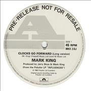 Click here for more info about 'Mark King - Clocks Go Foward - Promo'