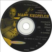 Click here for more info about 'Mark Knopfler - A Concert Broadcast With Mark Knopfler'