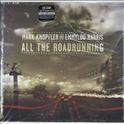 Click here for more info about 'Mark Knopfler - All The Roadrunning'