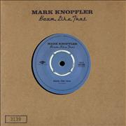 Click here for more info about 'Mark Knopfler - Boom, Like That - Misprint Label'