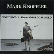 Click here for more info about 'Mark Knopfler - Going Home: Theme Of The Local Hero + Sleeve'