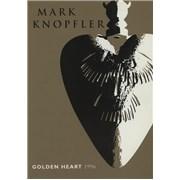 Mark Knopfler Golden Heart UK tour programme