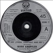 Click here for more info about 'Mark Knopfler - Joy'