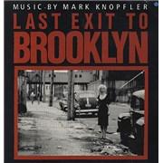 Mark Knopfler Last Exit To Brooklyn UK vinyl LP