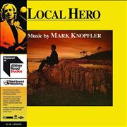 Click here for more info about 'Mark Knopfler - Local Hero - Half Speed Mastered - Sealed'