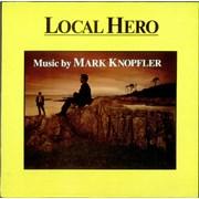 Mark Knopfler Local Hero Netherlands vinyl LP