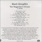 Click here for more info about 'Mark Knopfler - The Ragpicker's Dream'