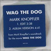 Click here for more info about 'Mark Knopfler - Wag The Dog'