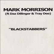 Click here for more info about 'Mark Morrison - Blackstabbers'