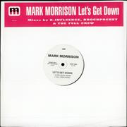 Click here for more info about 'Mark Morrison - Let's Get Down'