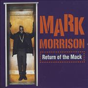 Click here for more info about 'Mark Morrison - Return Of The Mack'
