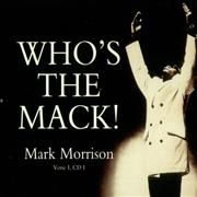 Click here for more info about 'Mark Morrison - Who's The Mack'