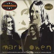 Click here for more info about 'Mark Owen - Clementine'