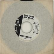 Click here for more info about 'Marke Jackson - Since You've Been My Girl'