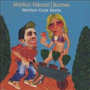 Click here for more info about 'Markus Nikolai - Bushes'