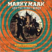 Click here for more info about 'Marky Mark - Good Vibrations - P/S'