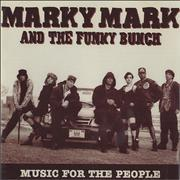 Click here for more info about 'Marky Mark - Music For The People'