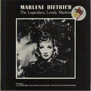 Click here for more info about 'Marlene Dietrich - The Legendary, Lovely Marlene'