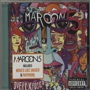 Click here for more info about 'Maroon 5 - Overexposed'