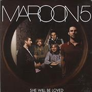 Click here for more info about 'Maroon 5 - She Will Be Loved'