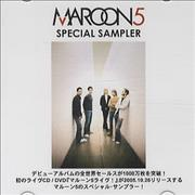 Click here for more info about 'Maroon 5 - Special Sampler'