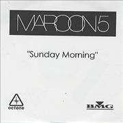 Click here for more info about 'Maroon 5 - Sunday Morning'