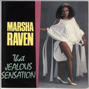 Click here for more info about 'Marsha Raven - That Jealous Sensation'