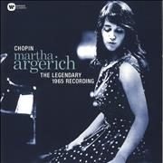 Click here for more info about 'Martha Argerich - Chopin: The Legendary 1965 Recording'