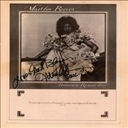 Click here for more info about 'Martha Reeves & The Vandellas - Martha Reeves - Autographed'