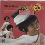 Click here for more info about 'Martha Reeves & The Vandellas - Ridin' High'