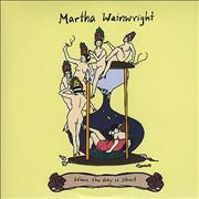 Click here for more info about 'Martha Wainwright - When The Day Is Short'