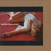 Martha Wainwright You Cheated Me + Press Sheet USA CD single Promo