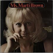 Click here for more info about 'Marti Brown - Ms. Marti Brown'