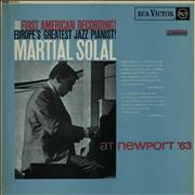 Click here for more info about 'Martial Solal - At Newport '63'
