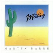 Click here for more info about 'Martin Barre - The Meeting'